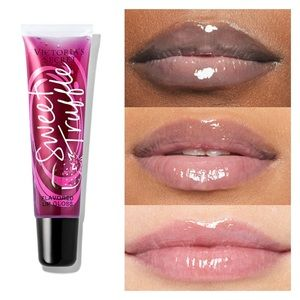 Victoria's Secret Sweet Truffle Plum Lip Gloss NIP